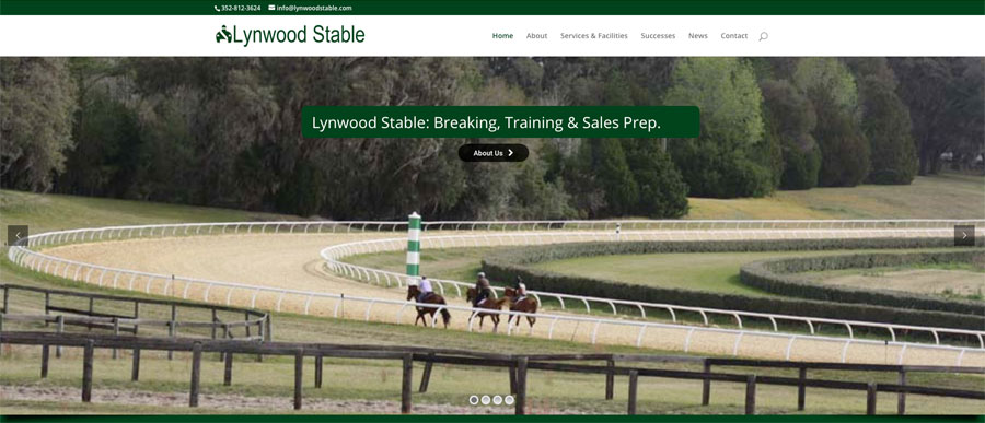 Lynwood Stable Ocala Florida