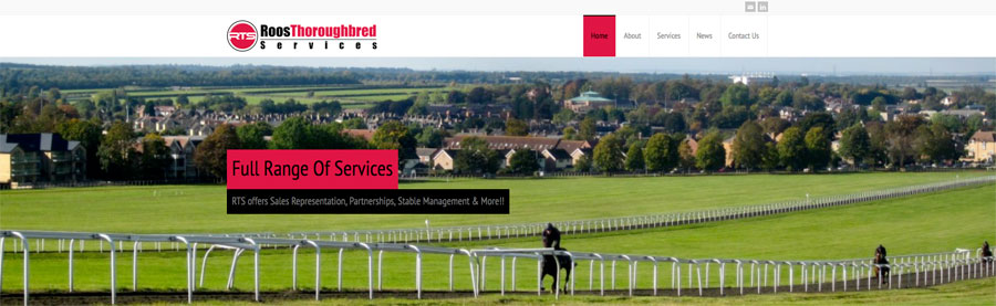 Barry Roos Thoroughbred Services