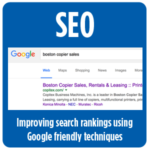RooSites offers SEO services to improve your rankings using Google friendly techniques