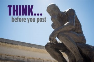 Think-before-you-post