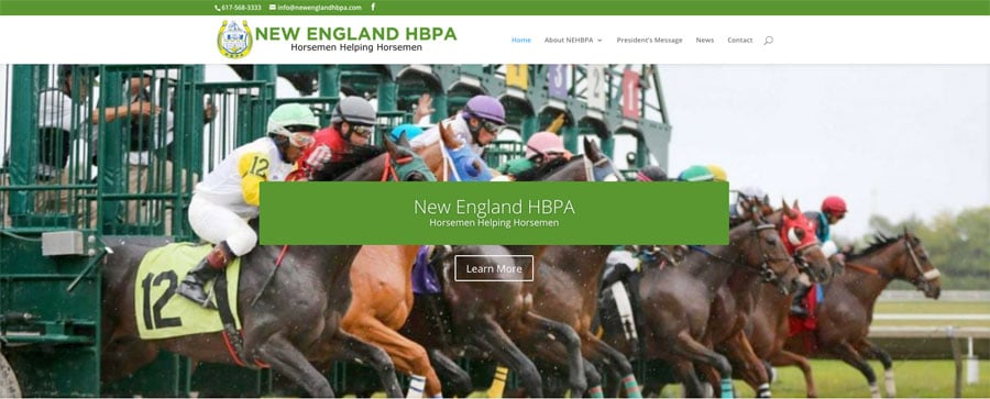 New England HBPA