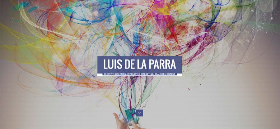 Luis De La Parra :: Creative Direction, Integrated Marketing, Branded Content
