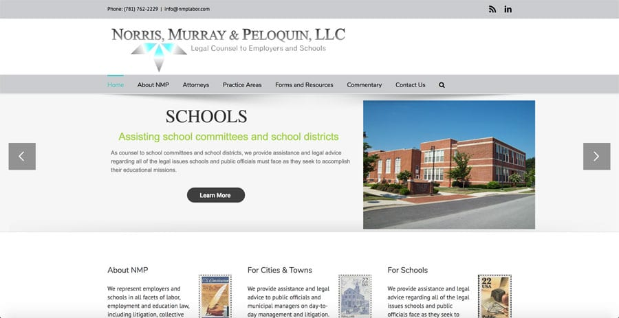 Norris, Murray & Peloquin, LLC