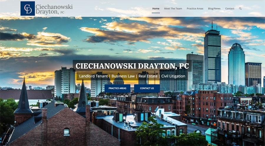 Ciechanowski Drayton, PC