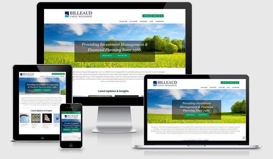 Billeaud Capital Management Responsive View