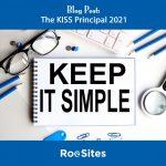 Blog Post: The KISS Principal 2021 Web