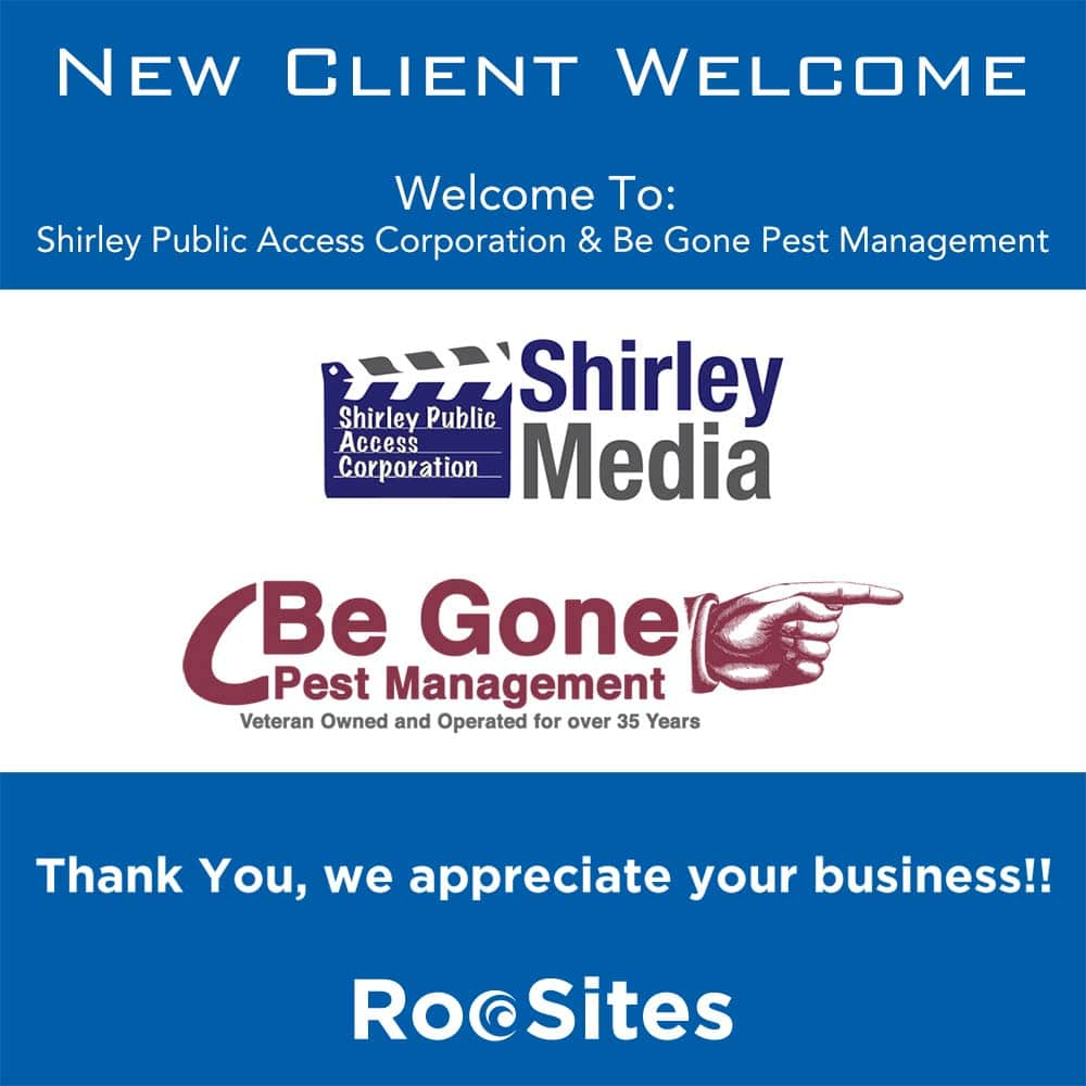 Welcome to Shirley Public Access Corporation & Be Gone Pest Management