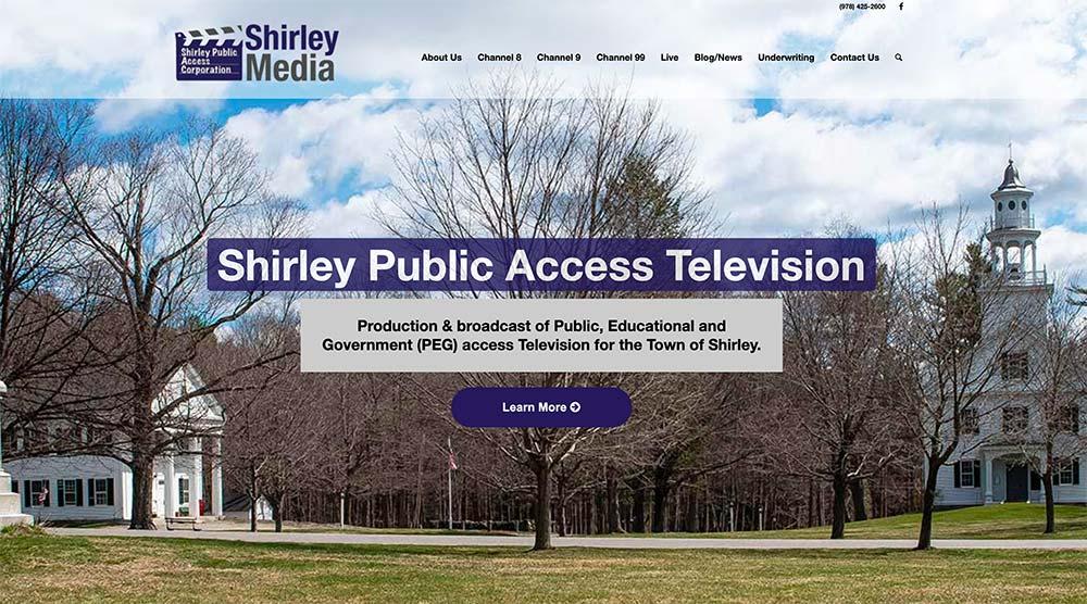 Shirley Media Screenshot