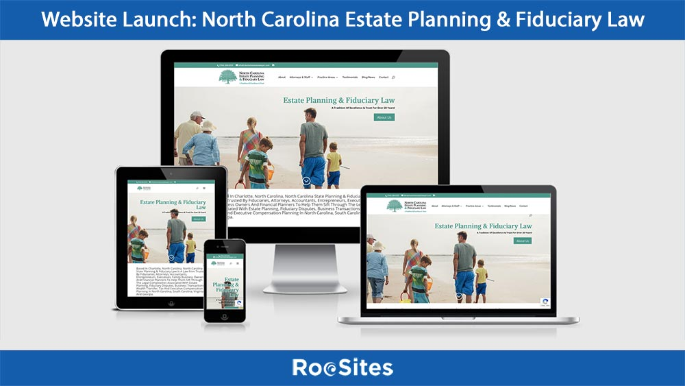 North Carolina, North Carolina State Planning & Fiduciary Law  Site by RooSites
